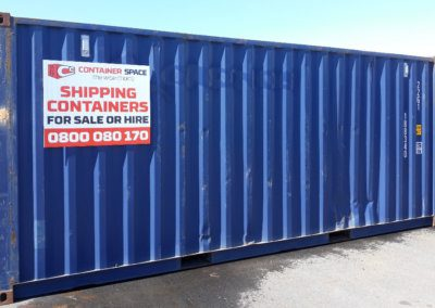 Container Space - Second Hand Shipping Container