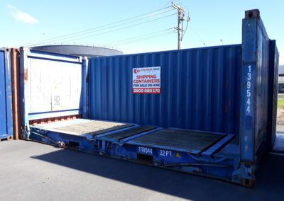 Container Space - Collapsible Shipping Container for sale