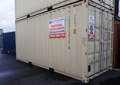 Container Space - New Shipping Container
