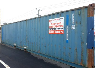 Container Space - Used Shipping Container
