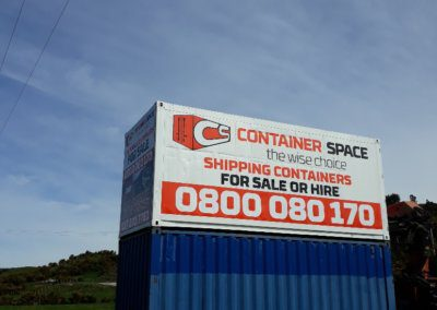 Container Space - Shipping Containers for sale and hire