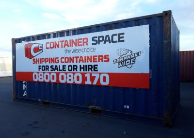 Container Space - Second Hand Shipping Containers for sale