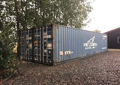 Container Space - Shipping Container Transport & Placement